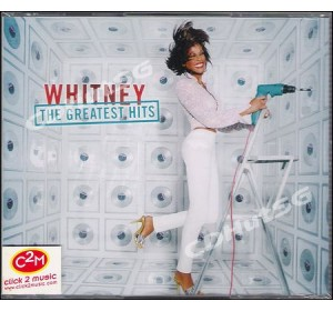 Whitney Houston : Greatest Hits + Remixes (Ltd 2CD)